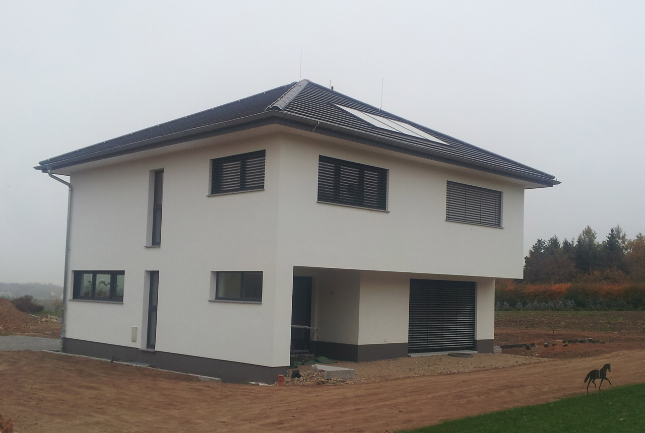 Projekte - Bartosch.architektur Einfamilienhaus Neubau Modern