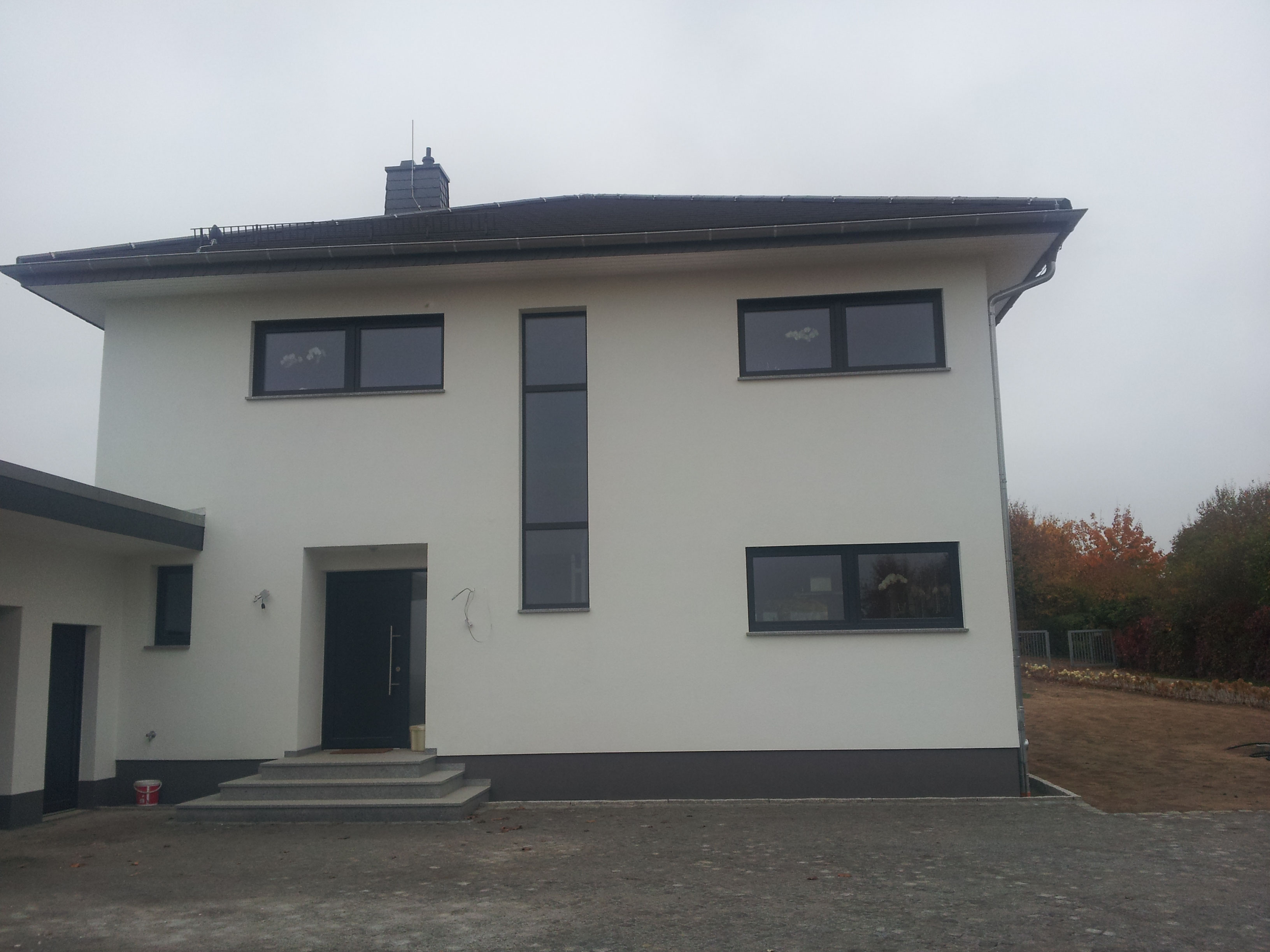 Einfamilienhaus neubau modern holz  Projekte - bartosch.architektur