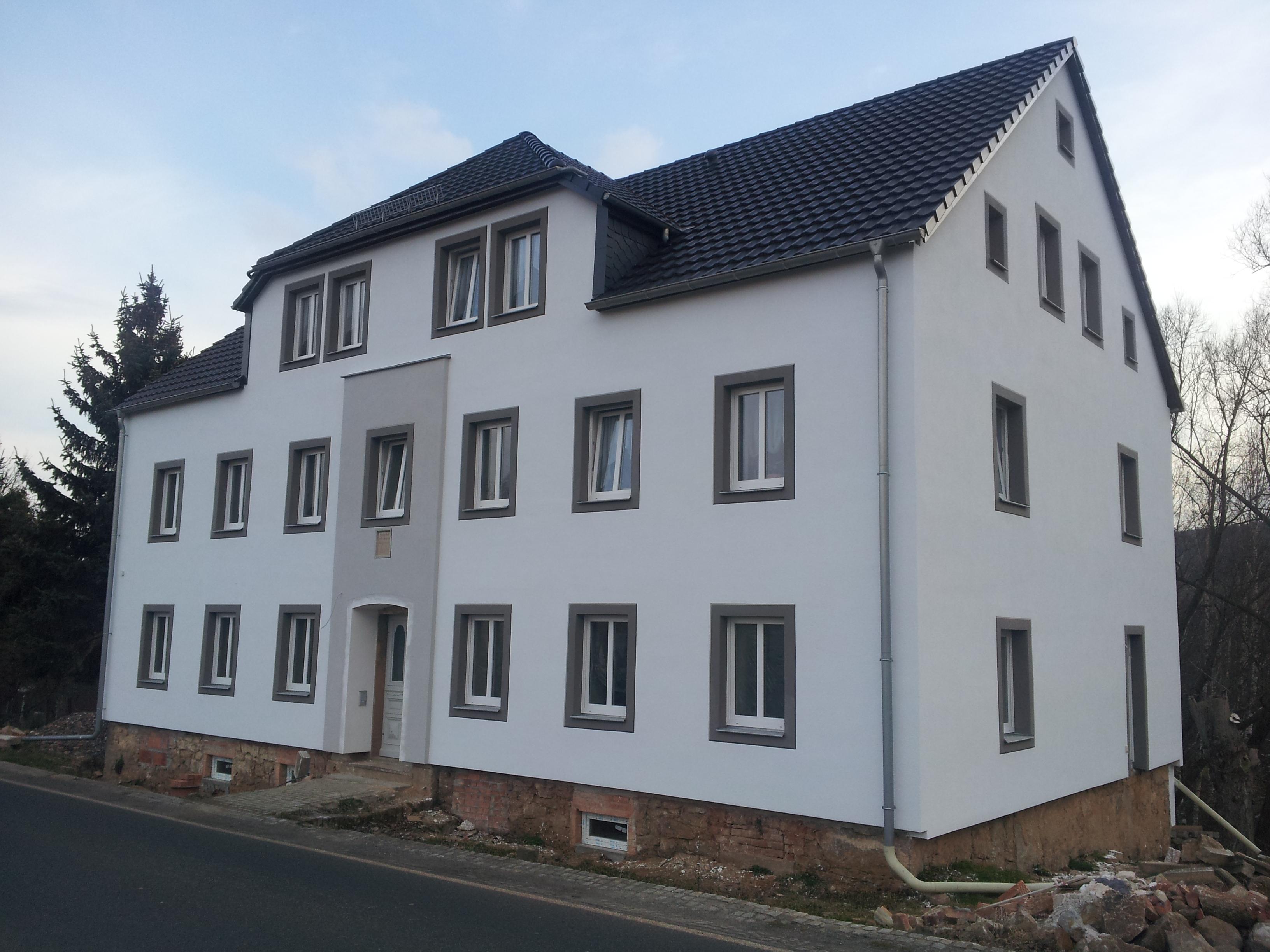Mehrfamilienhaus in obergurig - Seidel architekten ...